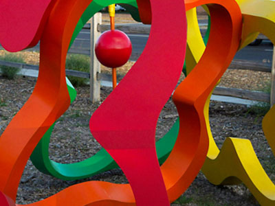 Public Art Commission No Salt Just Pepper